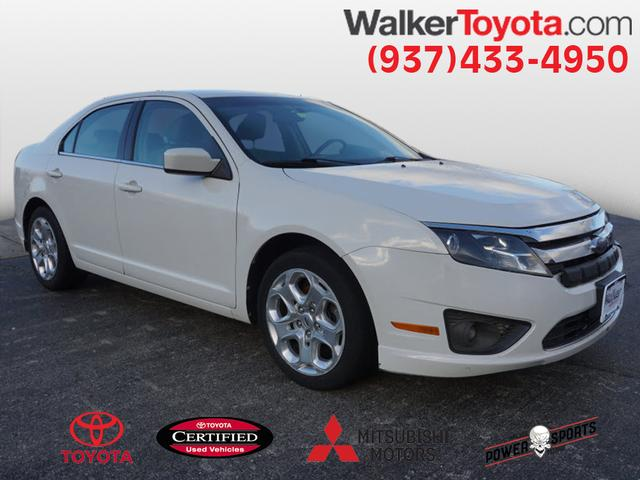 Pre Owned 2010 Ford Fusion Se