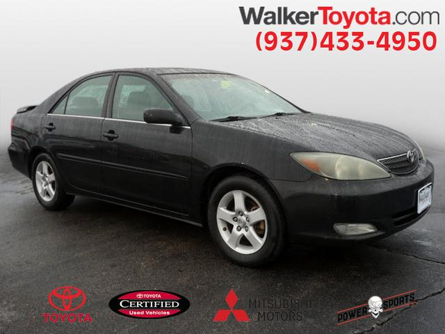 Pre-Owned 2002 Toyota Camry SE