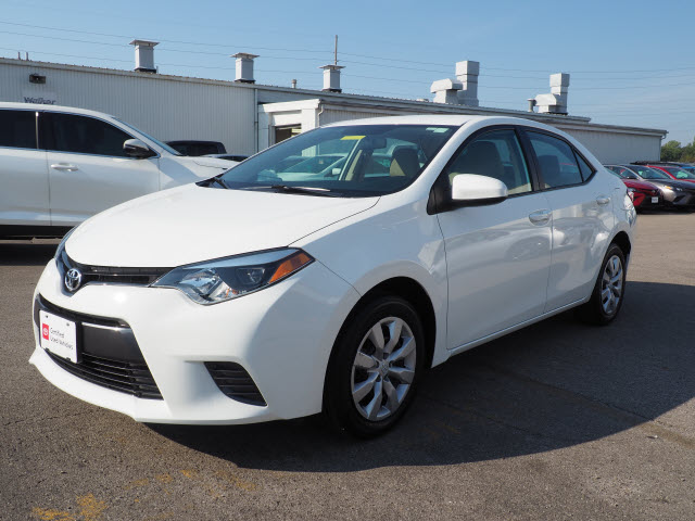 Certified Pre-Owned 2016 Toyota Corolla LE