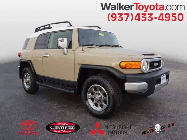 Used Fj Cruiser >> Pre Owned 2013 Toyota Fj Cruiser Base 4d Sport Utility In Miamisburg
