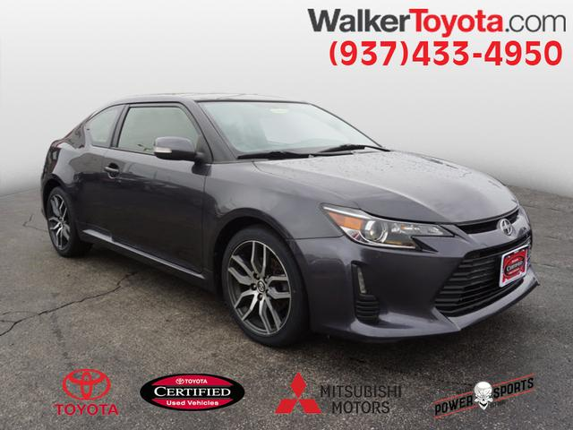 Certified Pre Owned 2016 Scion Tc Base
