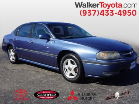 Pre-Owned 2000 Chevrolet Impala LS