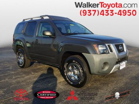 Pre-Owned 2014 Nissan Xterra X