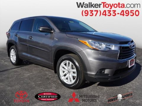 Certified Pre-Owned 2016 Toyota Highlander BSE