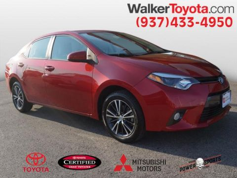 Certified Pre-Owned 2016 Toyota Corolla LE Premium