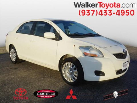 Pre-Owned 2011 Toyota Yaris Base