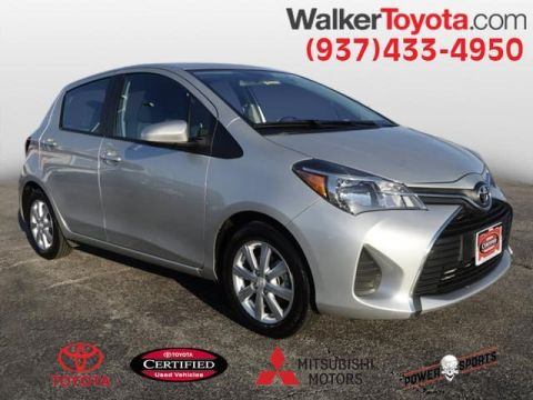 Certified Pre-Owned 2015 Toyota Yaris LE